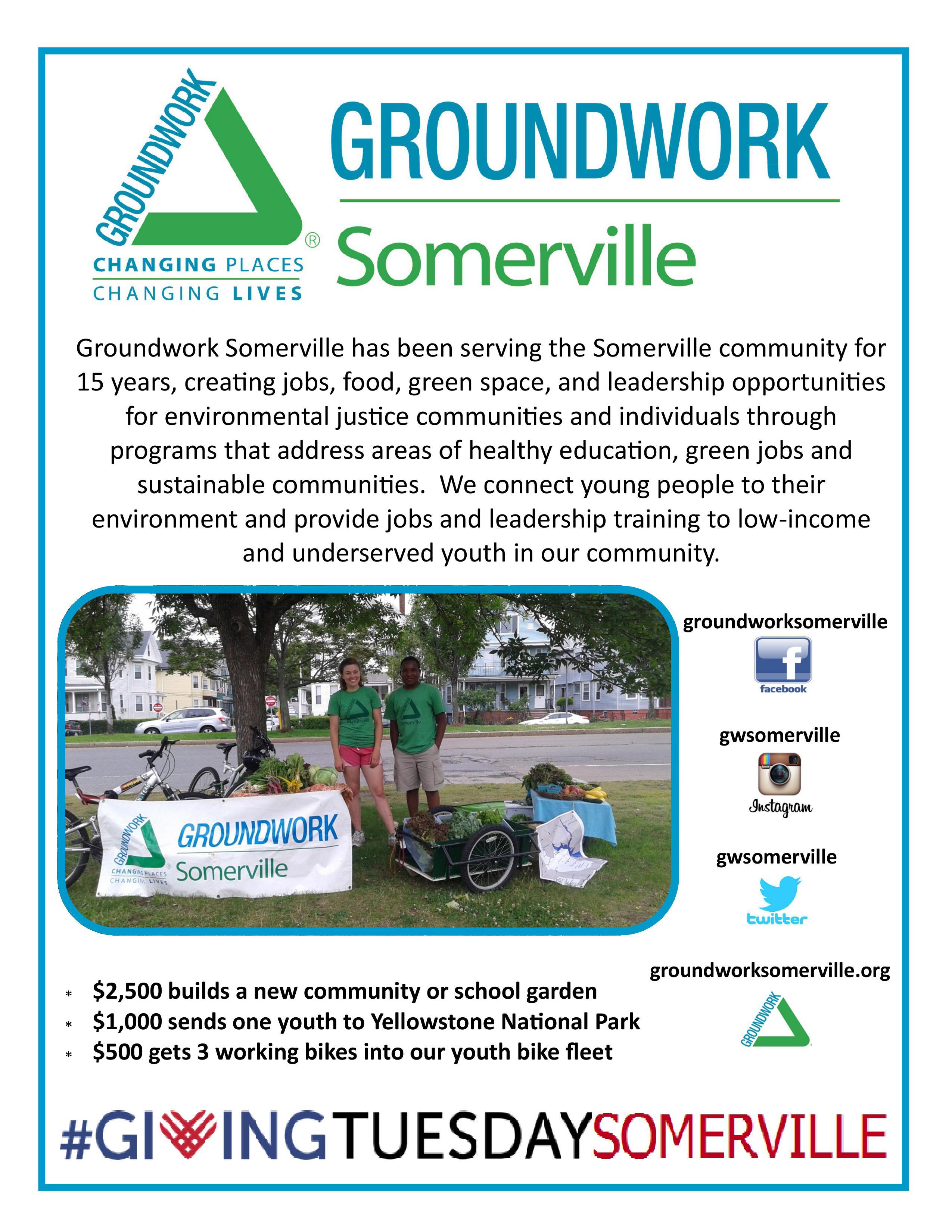 Groundwork Somerville